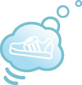 スニーカークリーニング ロゴ