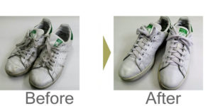 スニーカークリーニング布、合成皮革、本革e