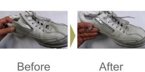 スニーカーリペア|ファスナー修理